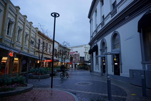 Launceston town