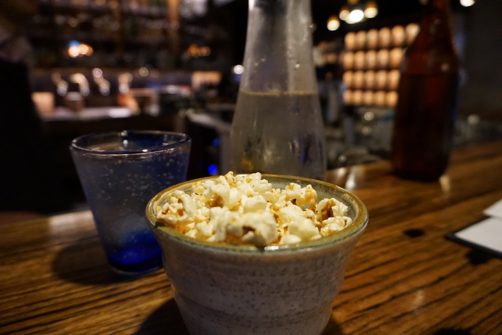 Popcorn delight at Geronimo