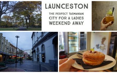 Launceston, the perfect Tasmanian city for a ladies weekend away.