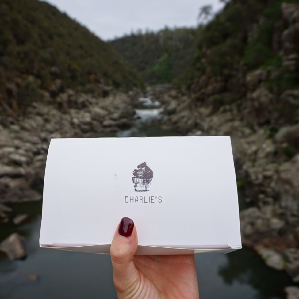 Sweet treats at Cataract Gorge