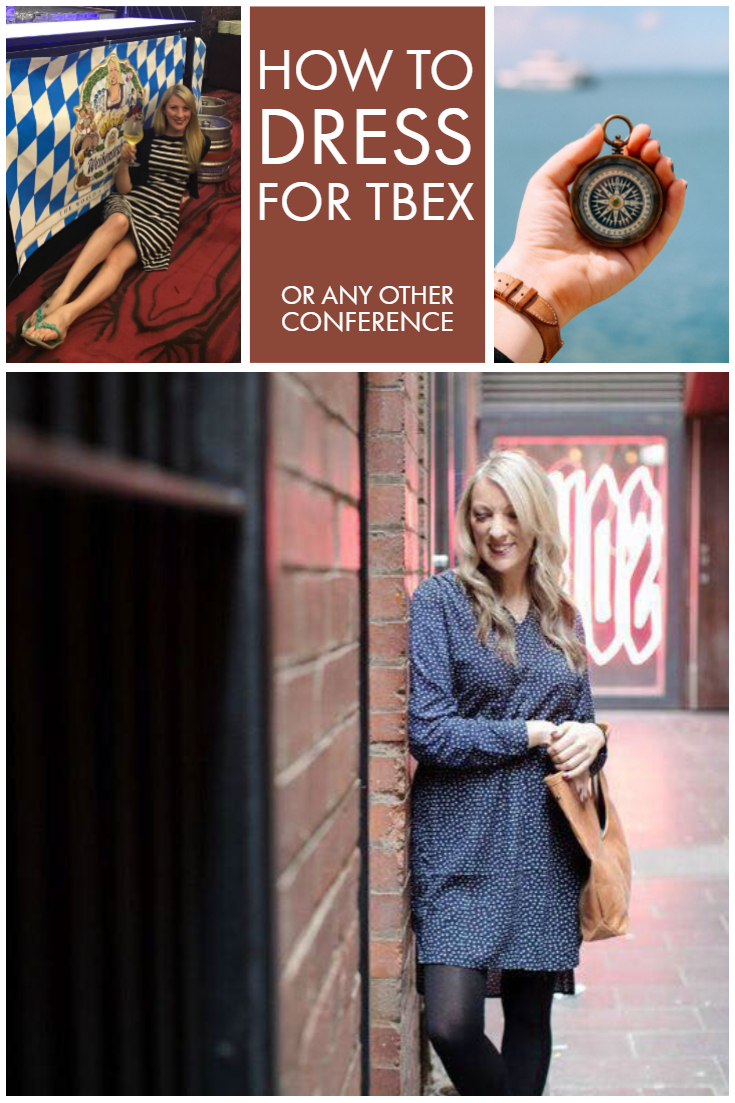 How to dress to impress for TBEX