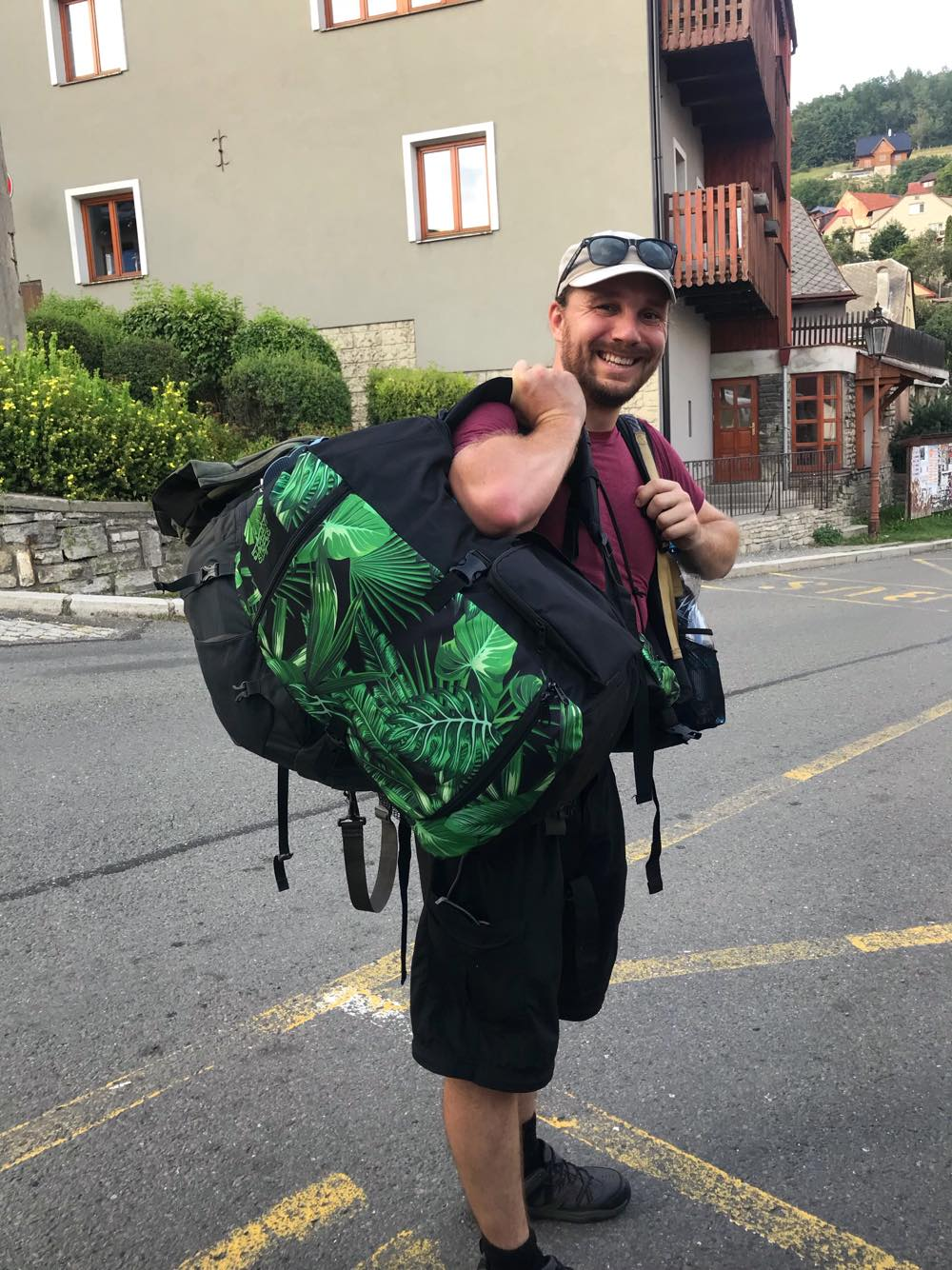 An easy to carry bag