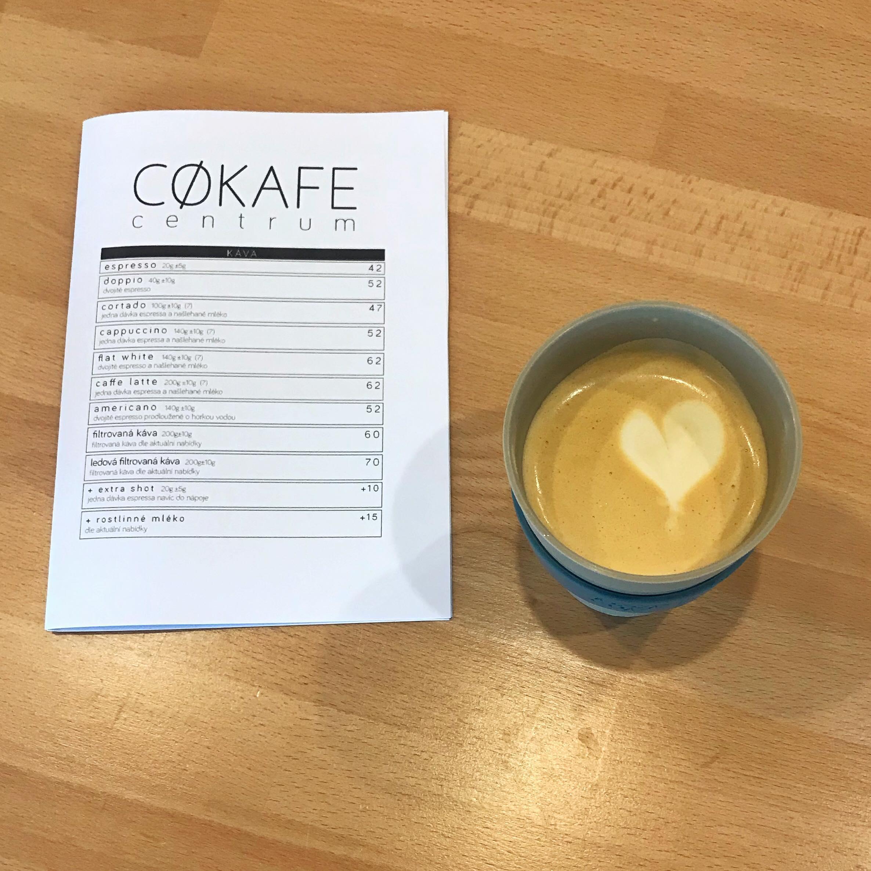 Cokafe centrum Ostrava