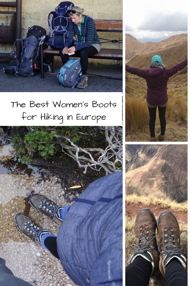 The Best Women's Boots for Hiking in Europe