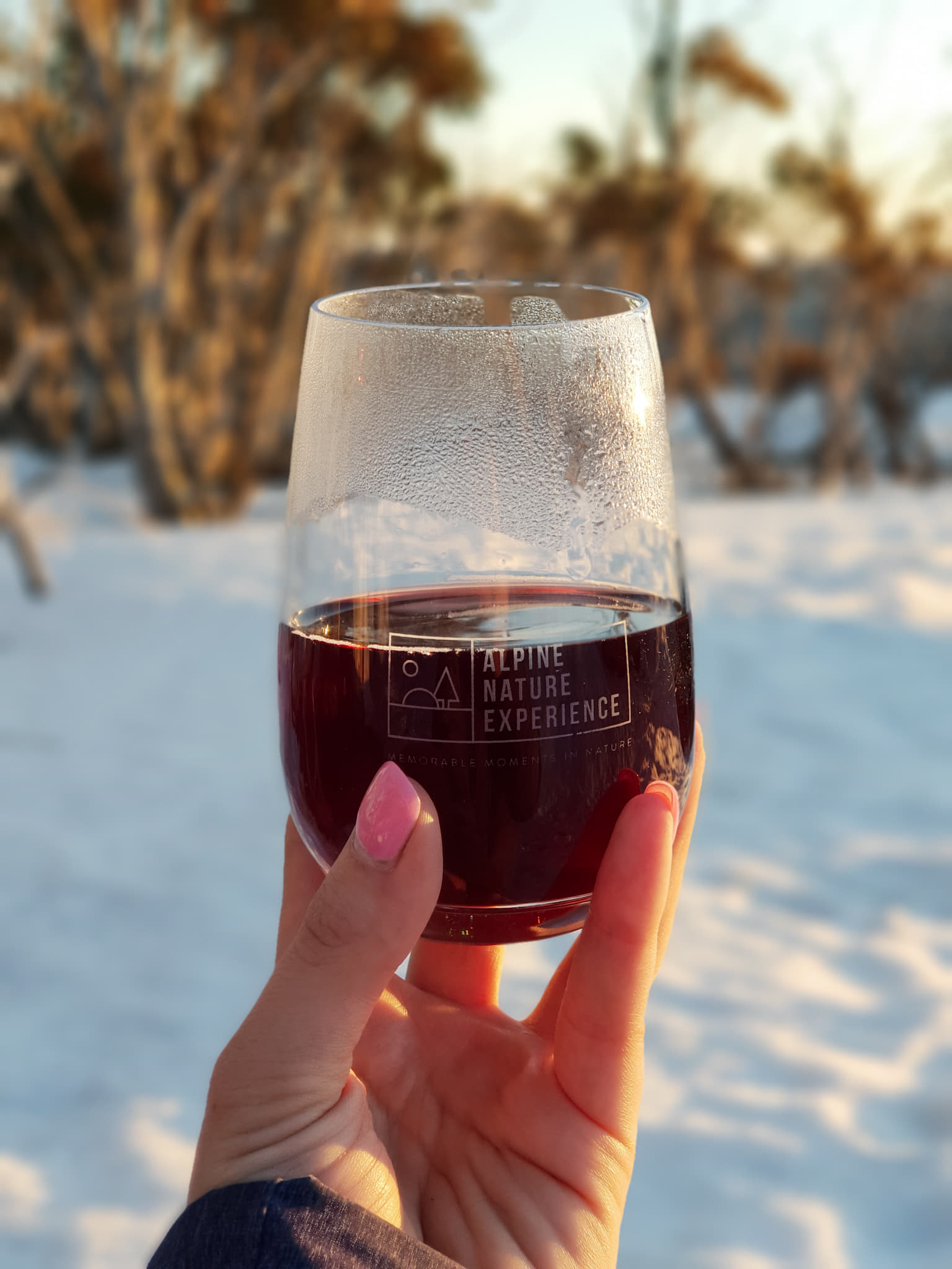 Mulled wine Australian Alpine