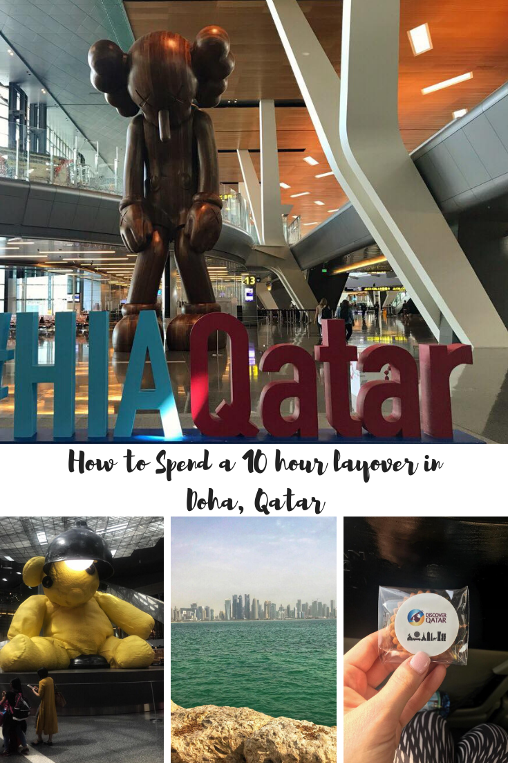 How to Spend a 10 hour layover in Doha, Qatar