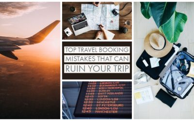 Top Travel Booking Mistakes That Can Ruin Your Trip