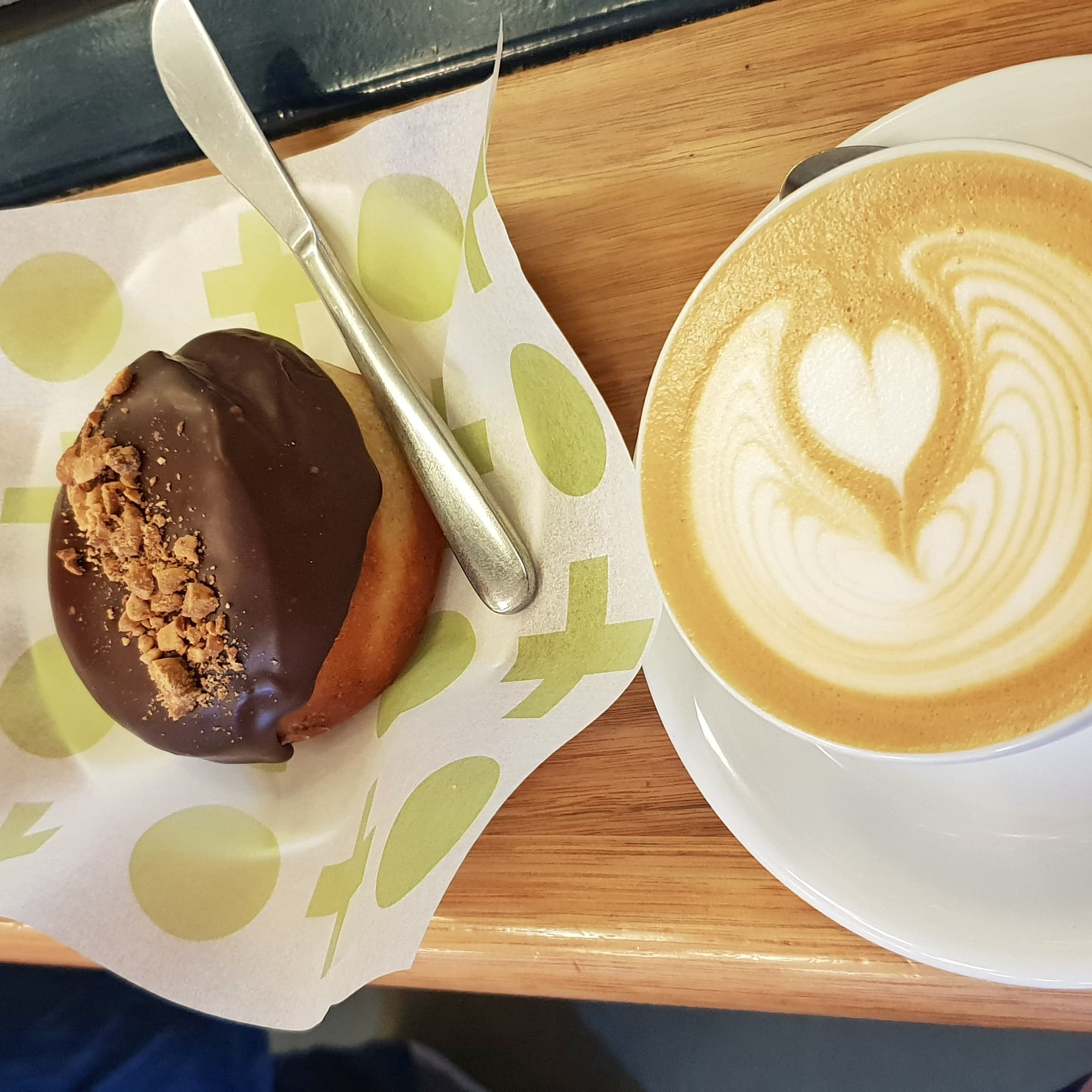Shortstop coffee and donuts