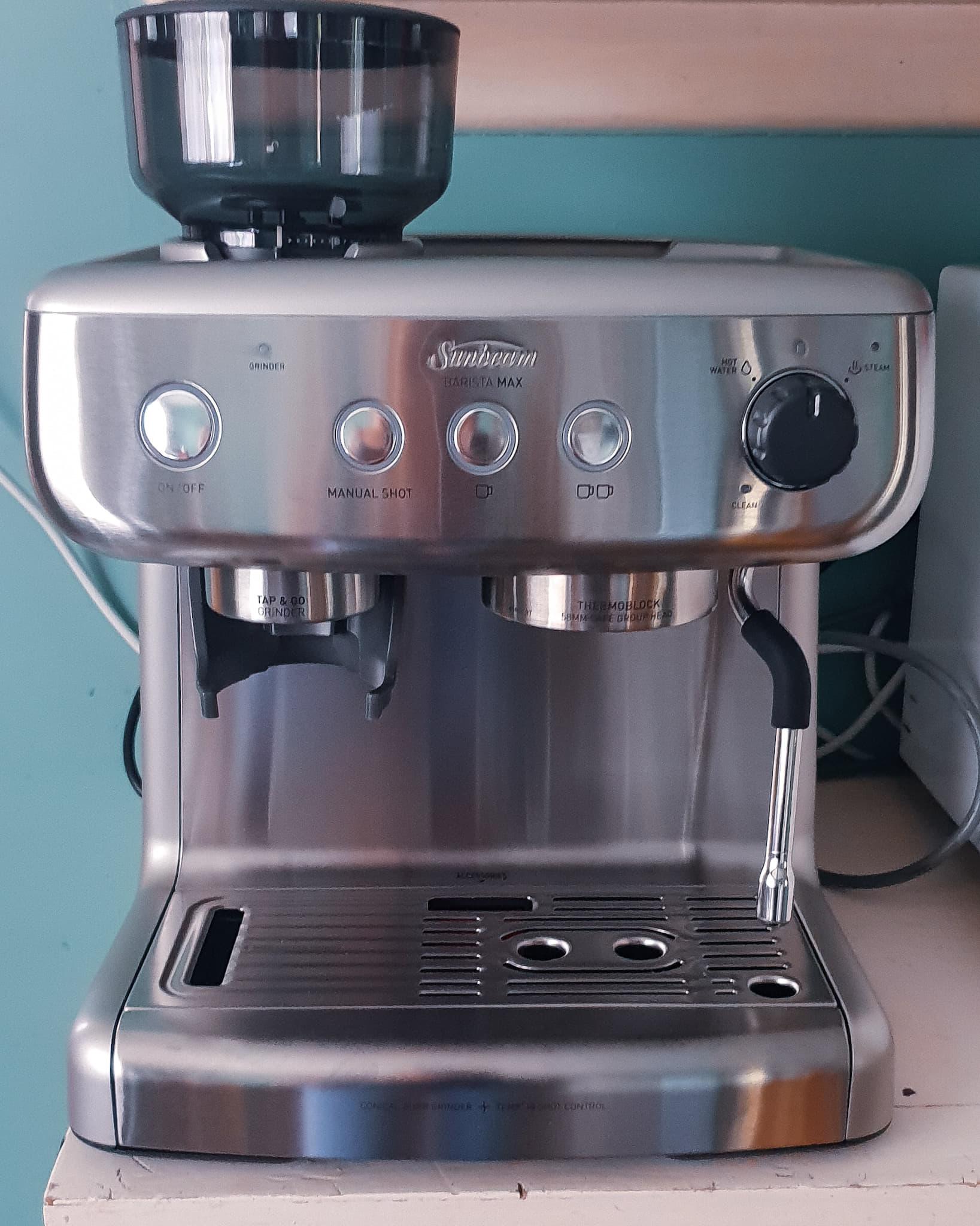 Sunbeam Barista Max Espresso