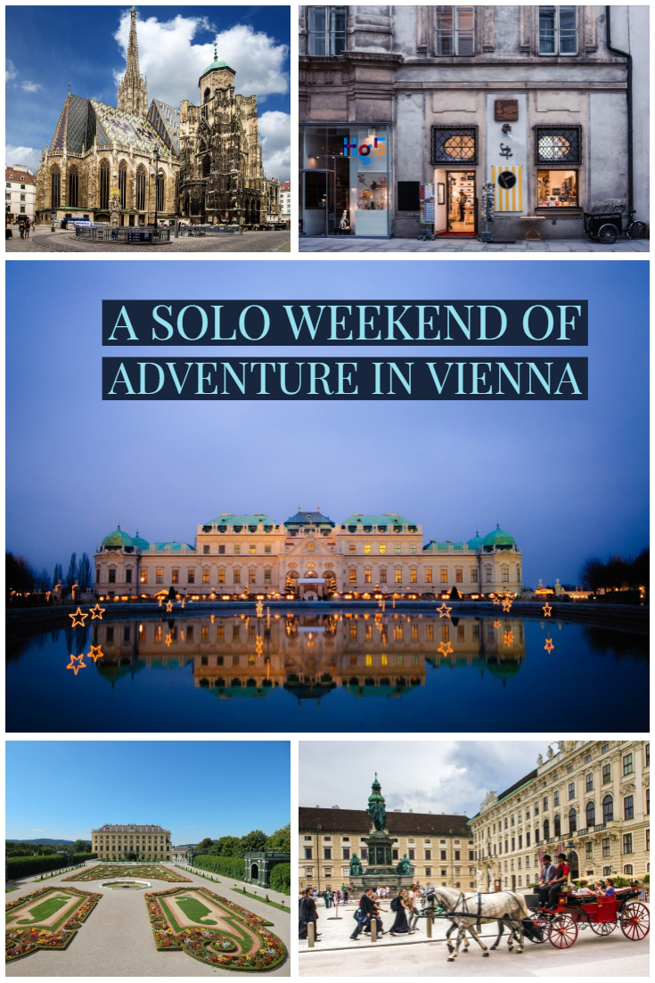 A Solo Weekend of Adventure in Vienna.
