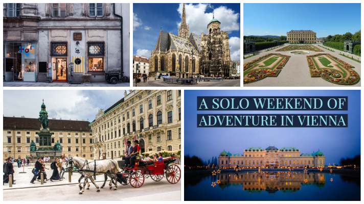 A Solo Weekend of Adventure in Vienna