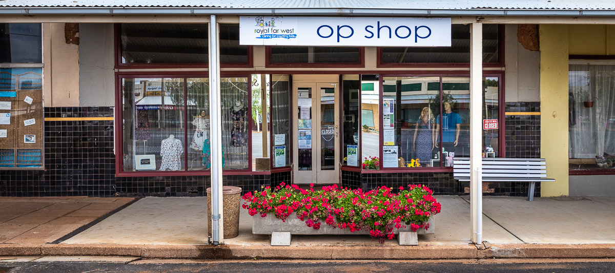 Trundle Opp Shop
