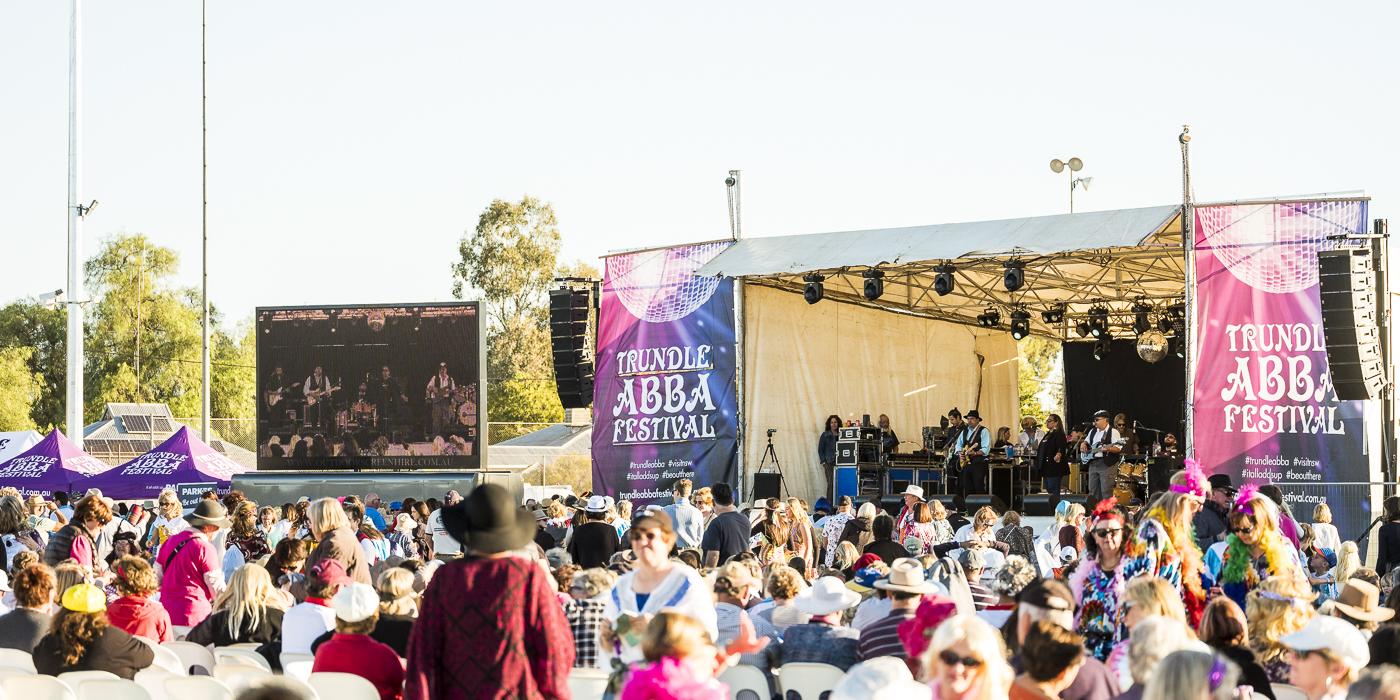 Trundle ABBA Festival 2018