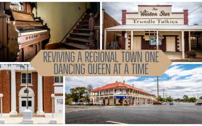 Reviving a Regional Town One Dancing Queen at a Time