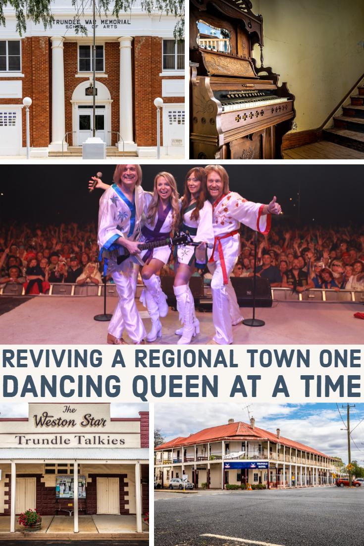 Trundle ABBA festival in Australia