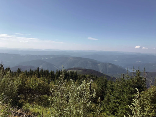Beskydy mountains in Czech are amazing Traveling Honeybird