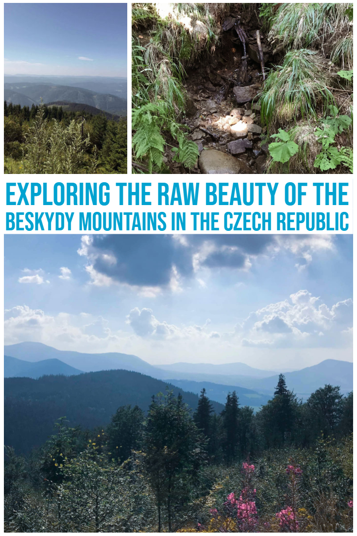 You need to Czech out these amazing mountains. Your summer vacay needs to be off exploring the raw beauty of the Beskydy mountains in the Czech Republic. #czech #europeansummer #adventure #hike #theroadlesstravelled