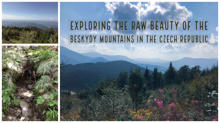 Exploring the raw beauty of the Beskydy mountains in the Czech Republic