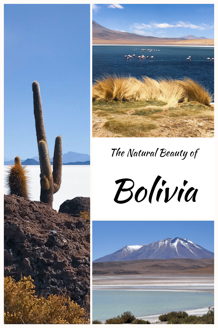 The Natural Beauty of Bolivia.