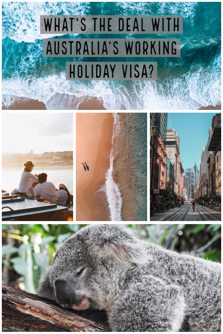 What's The Deal With Australia's Working Holiday Visa