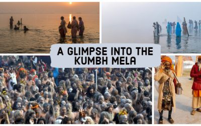 A Glimpse into the Kumbh Mela
