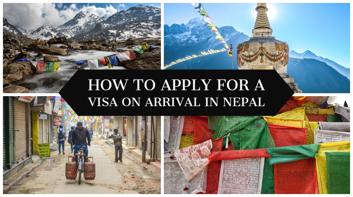 How to get a tourist visa on arrival in Nepal