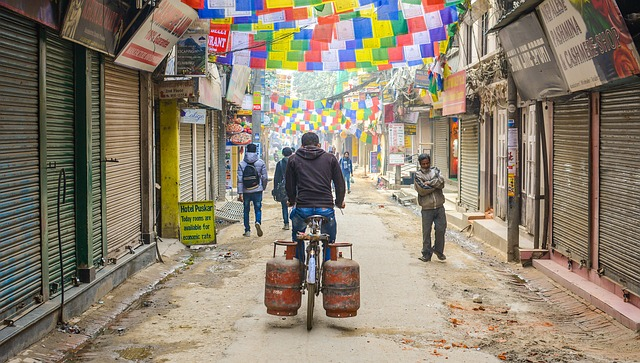 How to travel by bus across Nepal