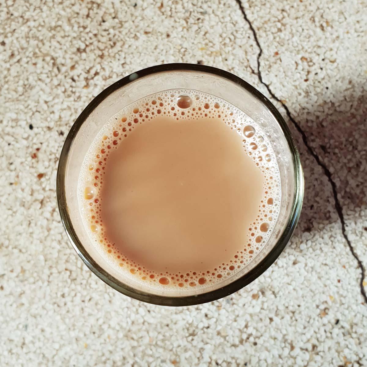 Chai tea in Kathmandu