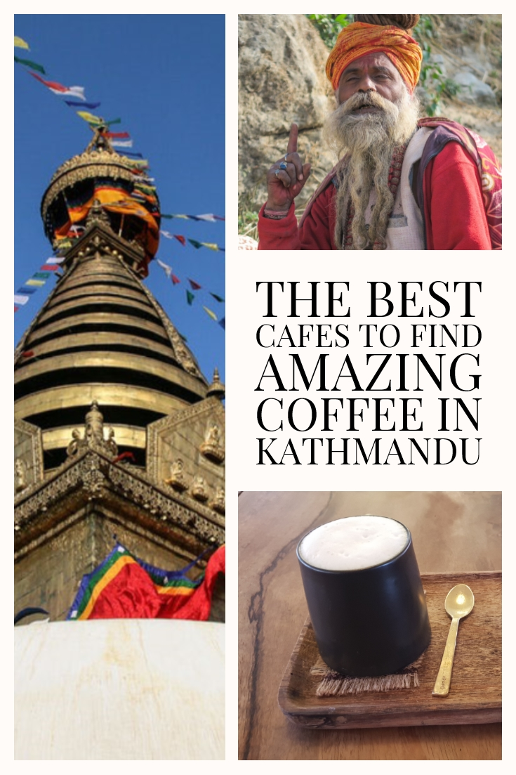 Full guide to great coffee in Kathmandu