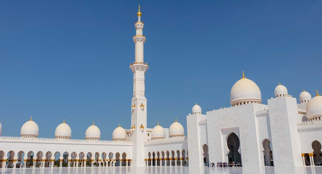 A Simple Guide To Visiting Sheikh Zayed Grand Mosque in Abu Dhabi