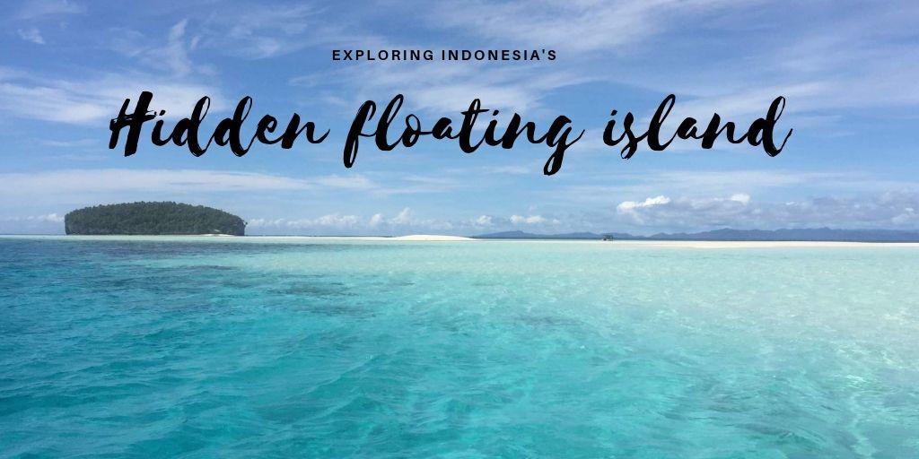 Floating Away on the Kri Floating Island, Raja Ampat