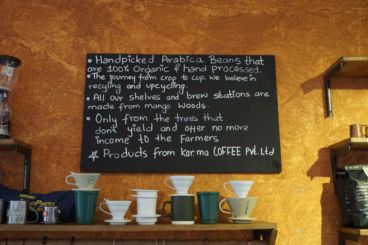 Karma Coffee Nepal