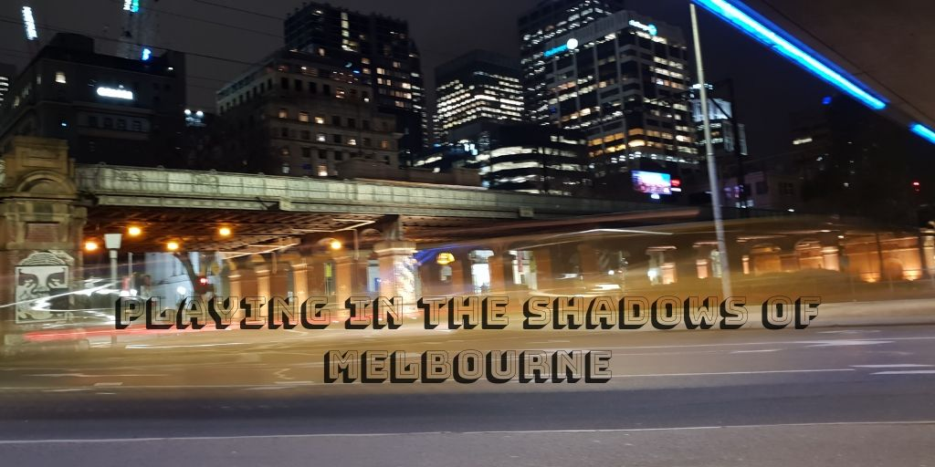 Playing in the Shadows – Melbourne's latest hotel