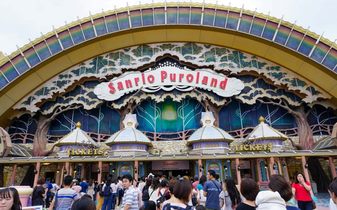 Exploring the kawaii world of Sanrio Puroland