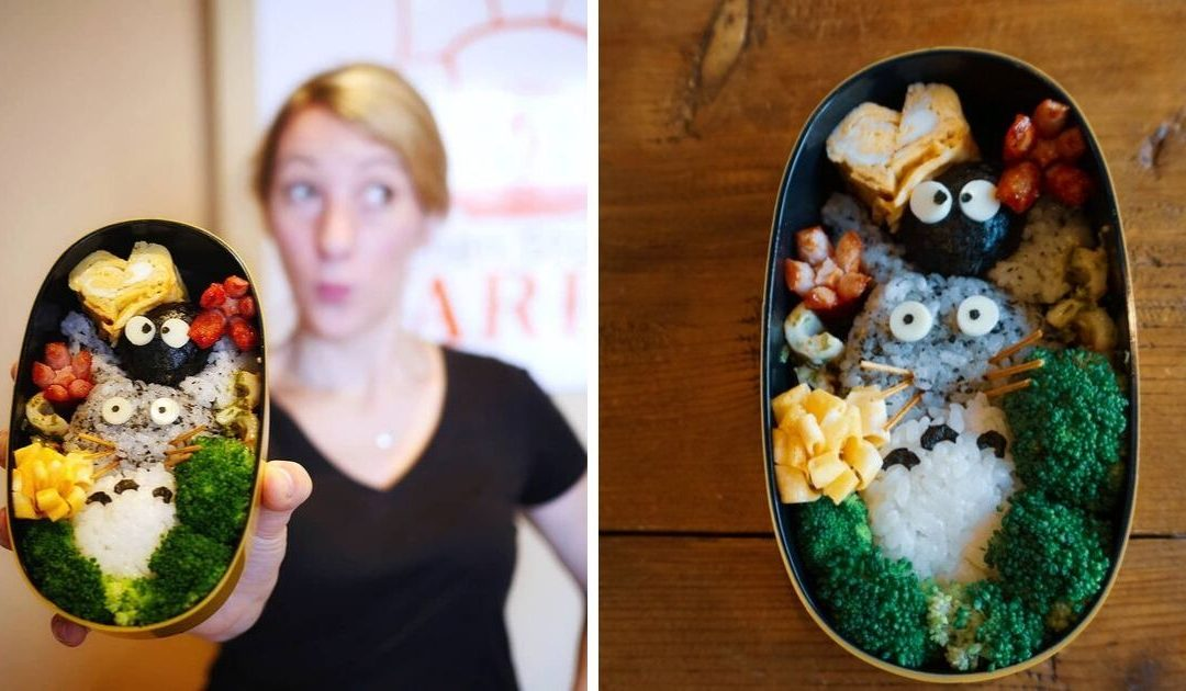 Learning how to craft the perfect kawaii Bento Box with Traveling Spoon